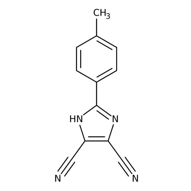 Alfa Aesar™4,5-Dicyano-2-(4-methylphenyl)imidazole, 97%
