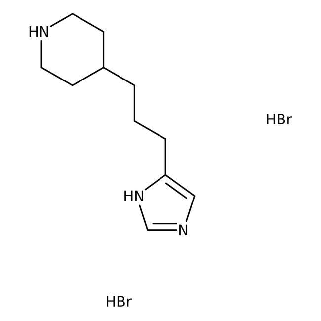 VUF 5681 dihydrobromide, Tocris Bioscience™ 10mg VUF 5681 dihydrobromide, Tocris Bioscience™