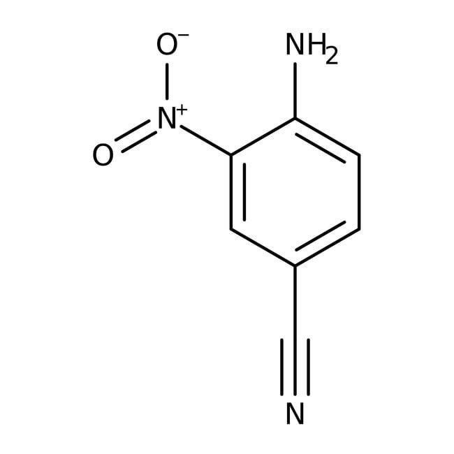 4-Amino-3-nitrobenzonitrile, 98%, ACROS Organics
