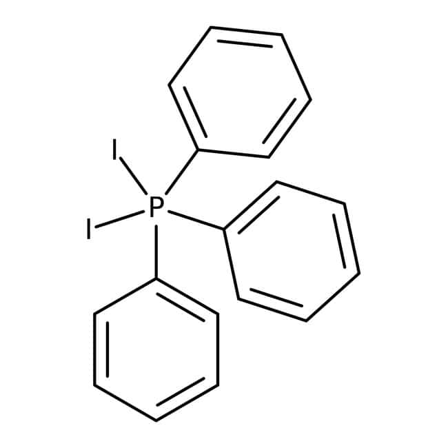 Alfa Aesar™Triphenylphosphine diiodide, tech. 90%