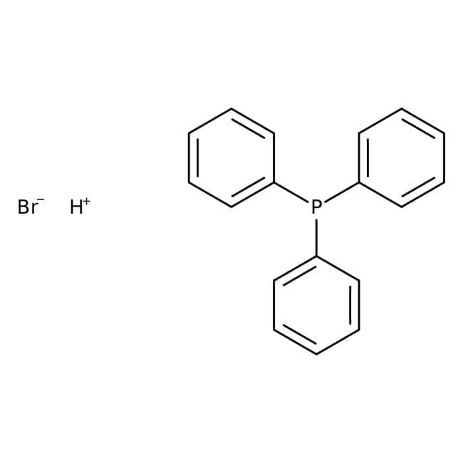 Triphenylphosphonium bromide, 99%, ACROS Organics™ 25g Triphenylphosphonium bromide, 99%, ACROS Organics™