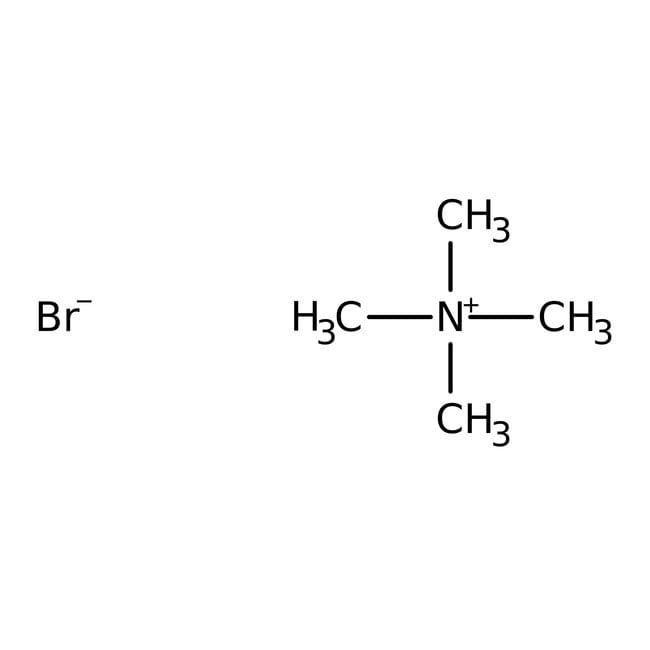 Tetramethylammonium bromide, 98%, ACROS Organics