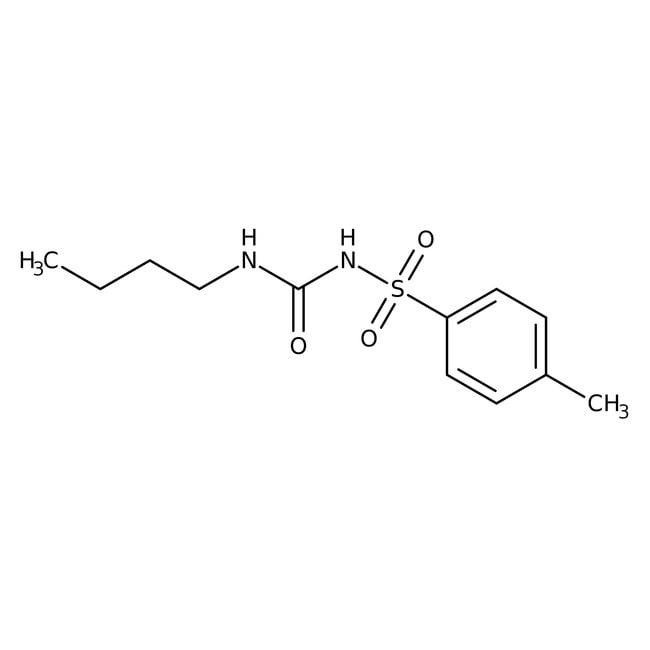 Alfa Aesar  Tolbutamide, 98%