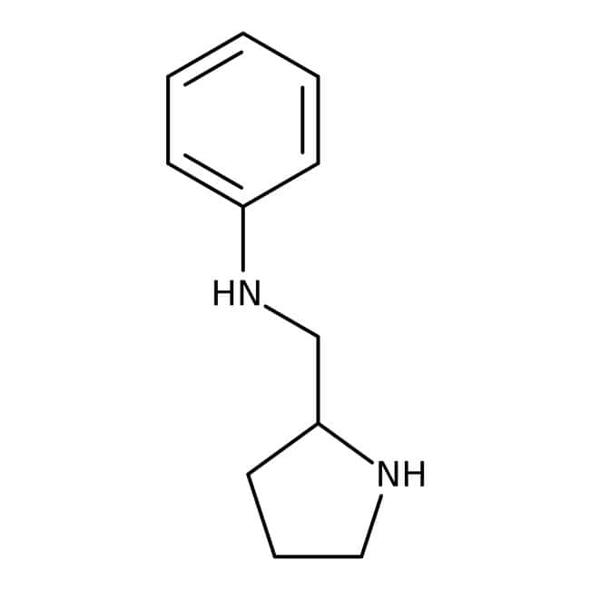 (S)-(+)-2-(Anilinomethyl)pyrrolidine, 95%, ACROS Organics™