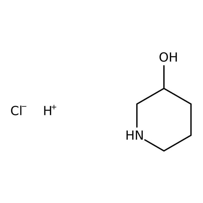 Alfa Aesar™3-Hydroxypiperidine hydrochloride, 98+%