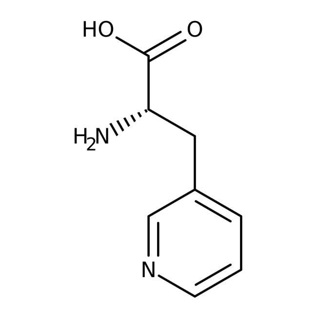 Alfa Aesar™3-(3-Pyridyl)-L-alanine, 98% 1g Alfa Aesar™3-(3-Pyridyl)-L-alanine, 98%