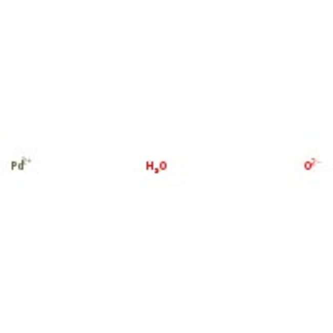 Alfa Aesar  Palladium(II) oxide monohydrate, 99.9% (metals basis), Pd 73% min