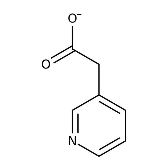 3-Pyridylacetic acid hydrochloride, 98%, ACROS Organics™