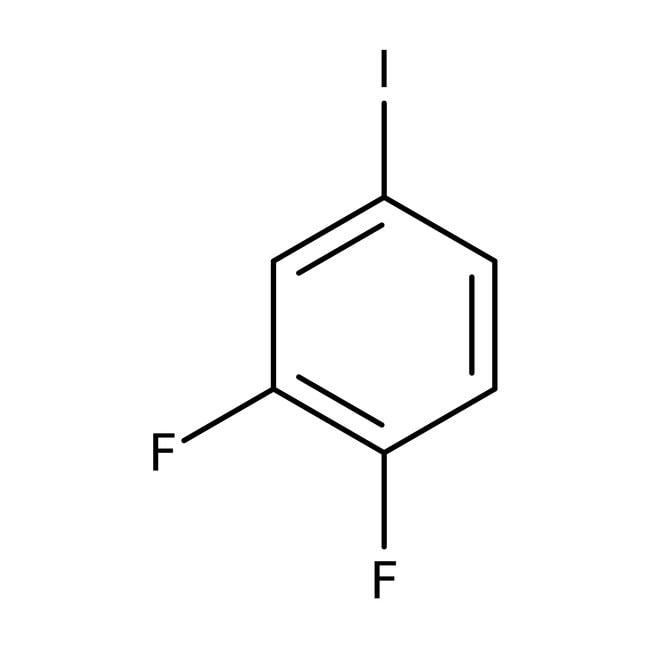 3,4-Difluoroiodobenzene, 99%, ACROS Organics™