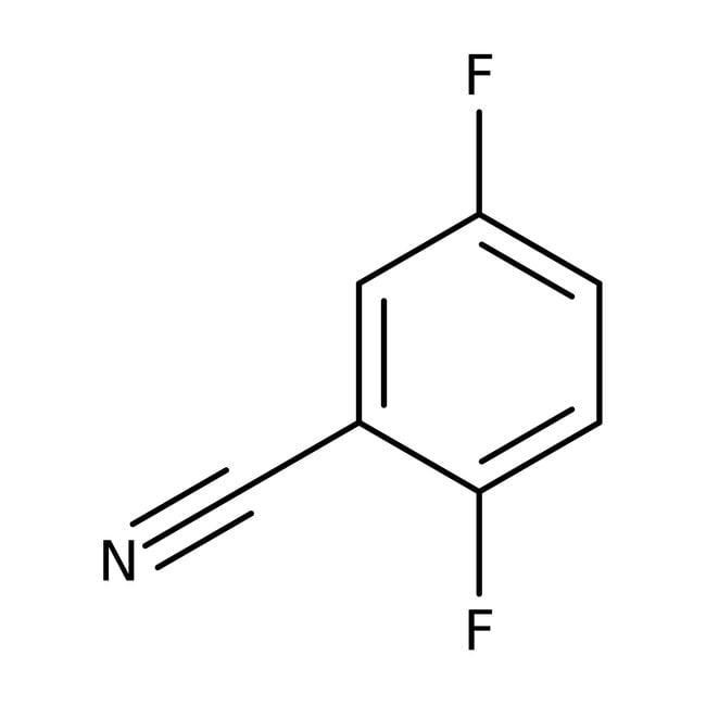 2,5-Difluorobenzonitrile, 99%, ACROS Organics™