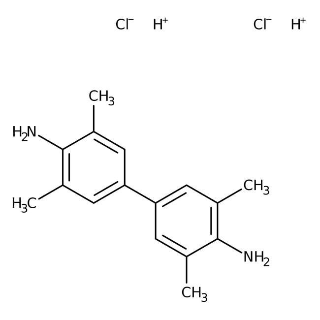 Alfa Aesar™3,3',5,5'-Tetramethylbenzidine dihydrochloride, 99%