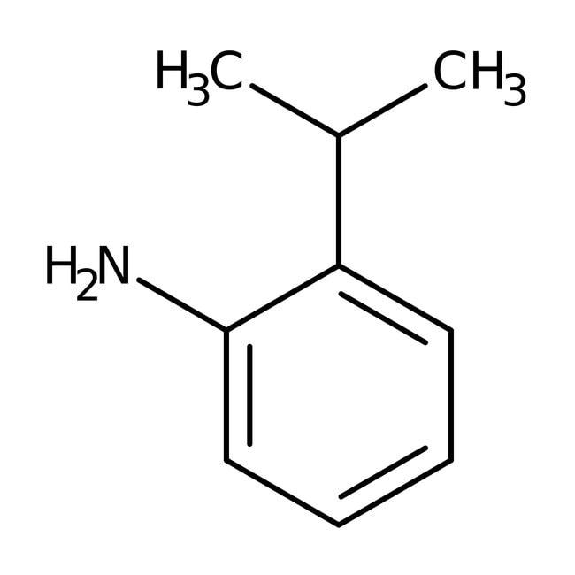 2-Isopropylaniline, 97%, ACROS Organics™