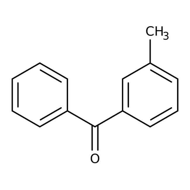 Alfa Aesar™3-Methylbenzophenone, 99% 10g Alfa Aesar™3-Methylbenzophenone, 99%