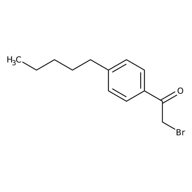 2-Bromo-1-(4-pentylphenyl)ethan-1-one, 95%, Maybridge™