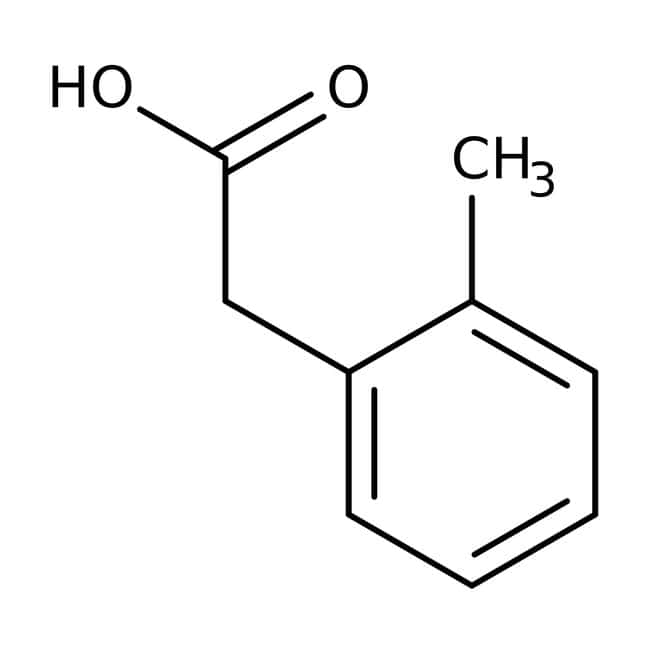 Alfa Aesar™Ácido o-tolilacético, 99 % 100g Alfa Aesar™Ácido o-tolilacético, 99 %