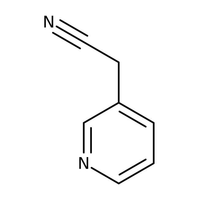 3-Pyridylacetonitrile, 98%, ACROS Organics™