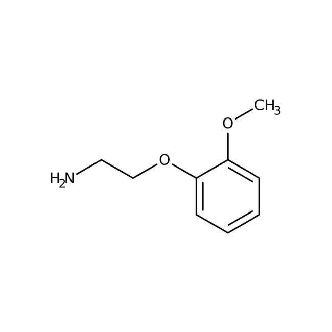 2-(2-Methoxyphenoxy)ethylamine Hydrochloride Hydrate 98.0 %, TCI America
