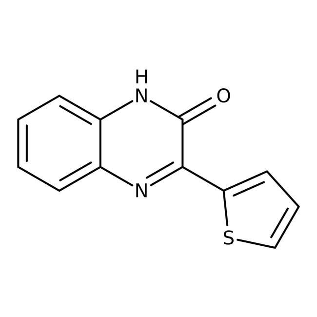 Alfa Aesar™3-(2-Thienyl)-2(1H)-quinoxalinone, 97% 1g Alfa Aesar™3-(2-Thienyl)-2(1H)-quinoxalinone, 97%