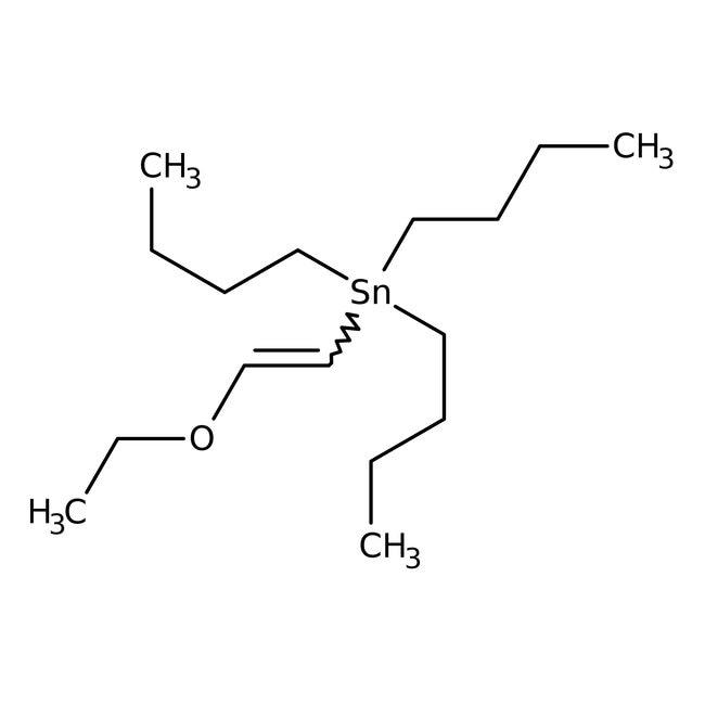 Alfa Aesar™cis-1-Ethoxy-2-(Tri-n-Butylstannyl)ethylen, 94 % 5g Produkte