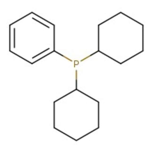 Alfa Aesar™Diciclohexilfenilfosfina, 98% 1g Alfa Aesar™Diciclohexilfenilfosfina, 98%