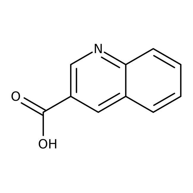 3-Quinolinecarboxylic acid, 98%, ACROS Organics