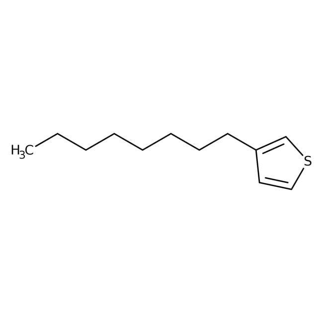 Alfa Aesar™3-n-Octylthiophene, 97% 5g Alfa Aesar™3-n-Octylthiophene, 97%