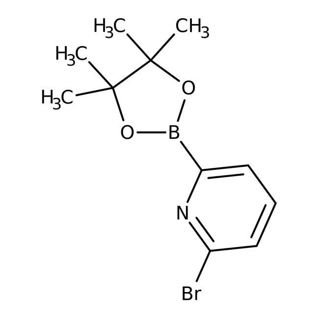Alfa Aesar™6-Brompyridin-2-boronsäurepinakolester, 95% 250mg Alfa Aesar™6-Brompyridin-2-boronsäurepinakolester, 95%