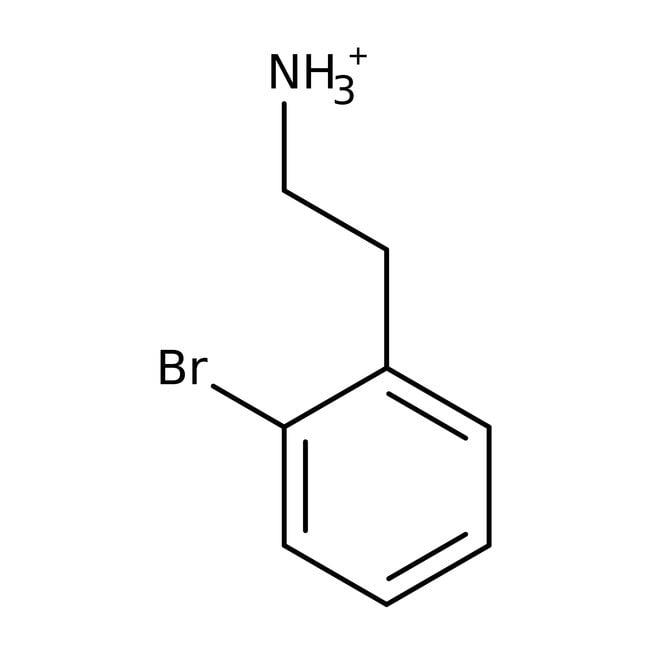 2-Bromophenethylamine, 99%, ACROS Organics