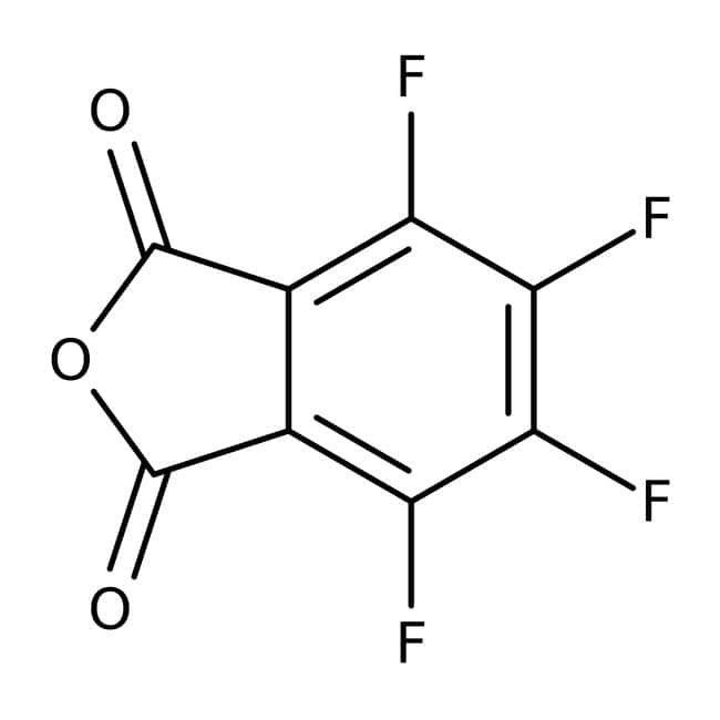 Alfa Aesar™ Tetrafluorophthalic anhydride, 97%: Chemicals Products