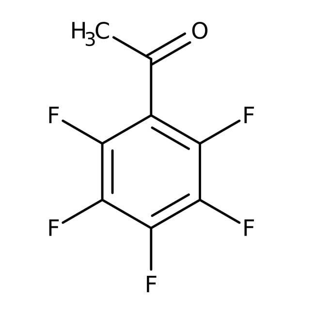 2',3',4',5',6'-Pentafluoroacetophenone, 97%, Acros Organics