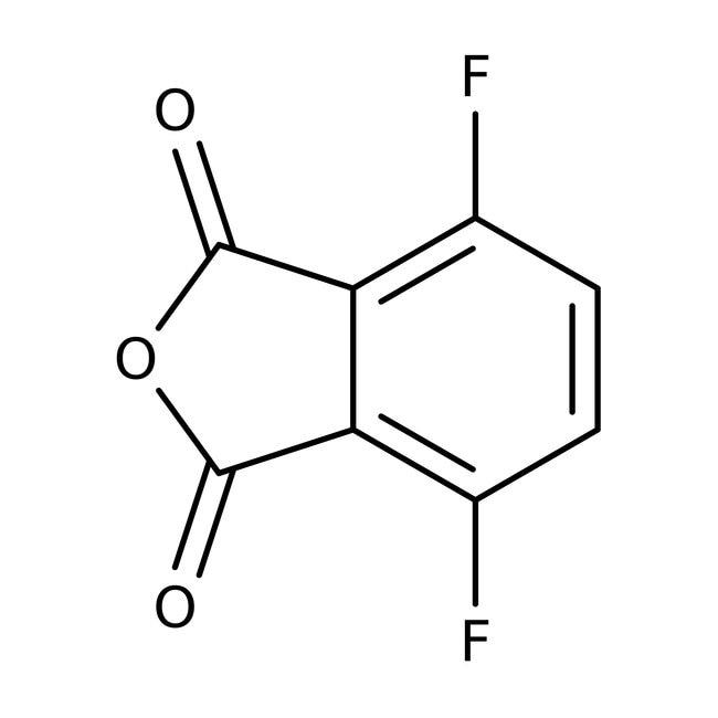 Alfa Aesar™3,6-Difluorophthalic anhydride, 97% 100mg Alfa Aesar™3,6-Difluorophthalic anhydride, 97%
