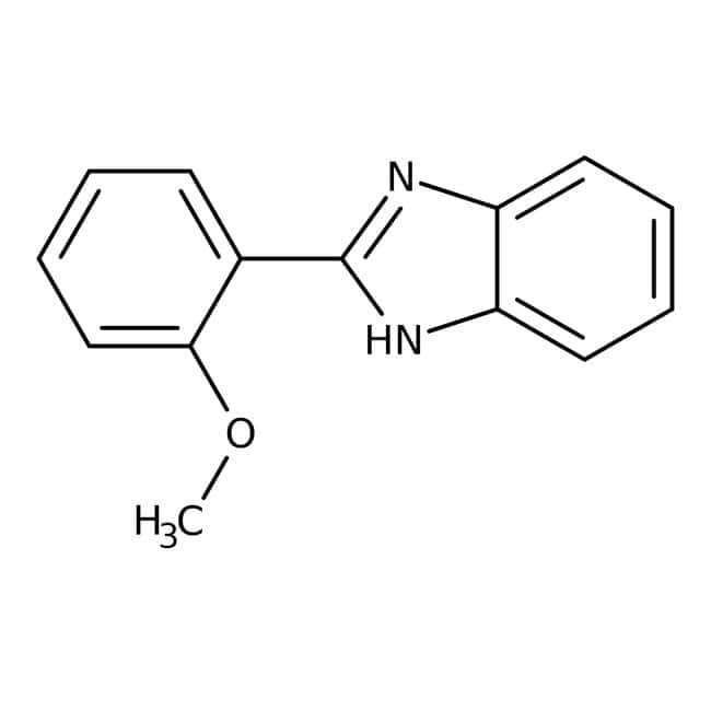 Alfa Aesar  2-(2-Methoxyphenyl)benzimidazole, 95%