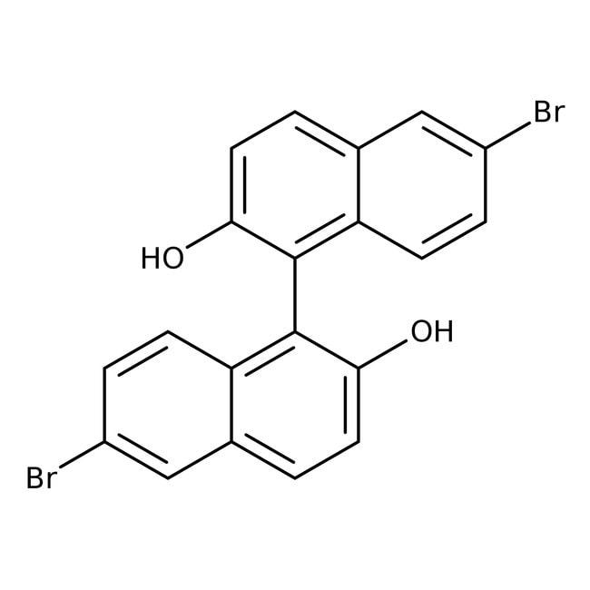 (R)-(-)-6,6'-Dibromo-1,1'-bi-2-naphthol 99%, ACROS Organics