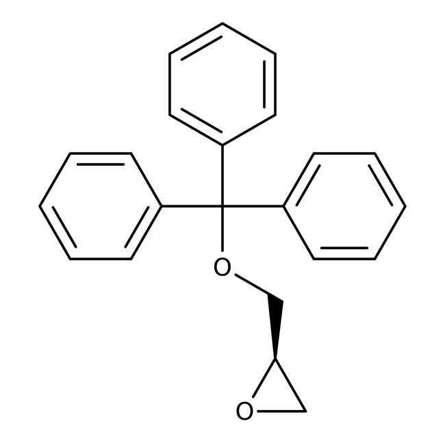 (R)-Glycidyl Trityl Ether 98.0 %, TCI America