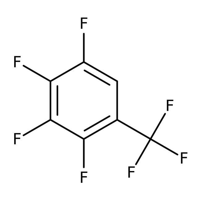 2,3,4,5-Tetrafluorobenzotrifluoride, 99%, ACROS Organics