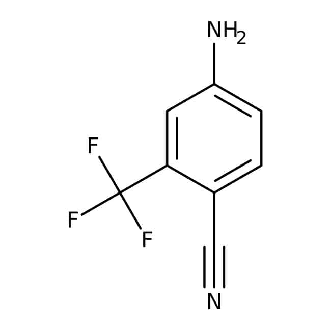 4-Amino-2-(trifluoromethyl)benzonitrile, 97%, ACROS Organics™