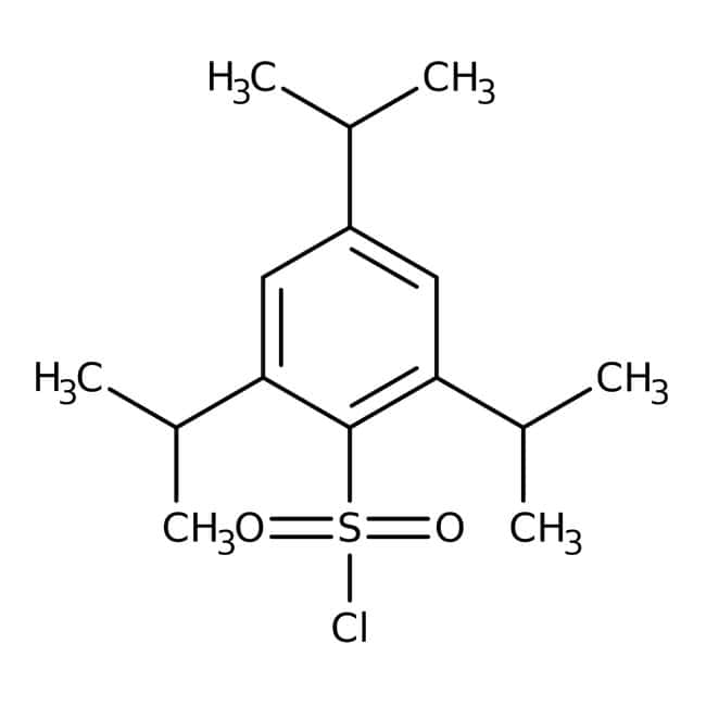 2,4,6-Triisopropylbenzenesulfonyl Chloride 97.0 %, TCI America