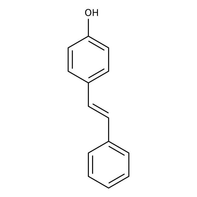 trans-4-Hydroxystilbene, 98%, ACROS Organics™