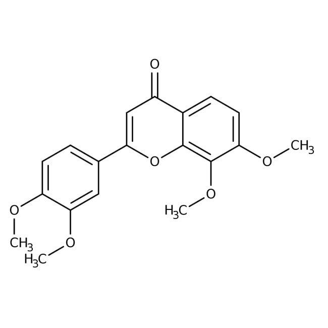 Alfa Aesar™3',4',7,8-Tetramethoxyflavone, 97%