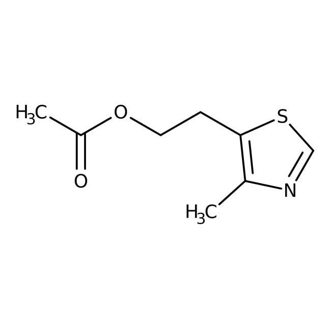 2-(4-Methyl-5-thiazolyl)ethyl Acetate 98.0+%, TCI America™