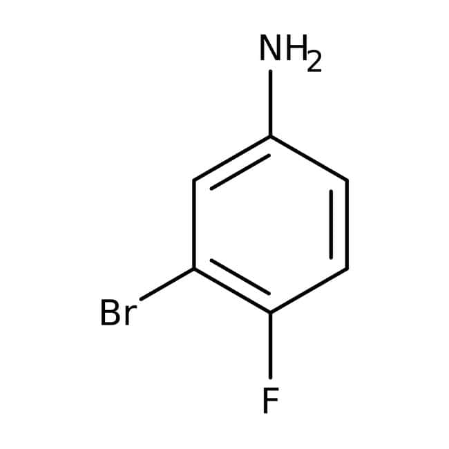 Alfa Aesar™3-bromo-4-fluoroaniline, 98% 5g Alfa Aesar™3-bromo-4-fluoroaniline, 98%