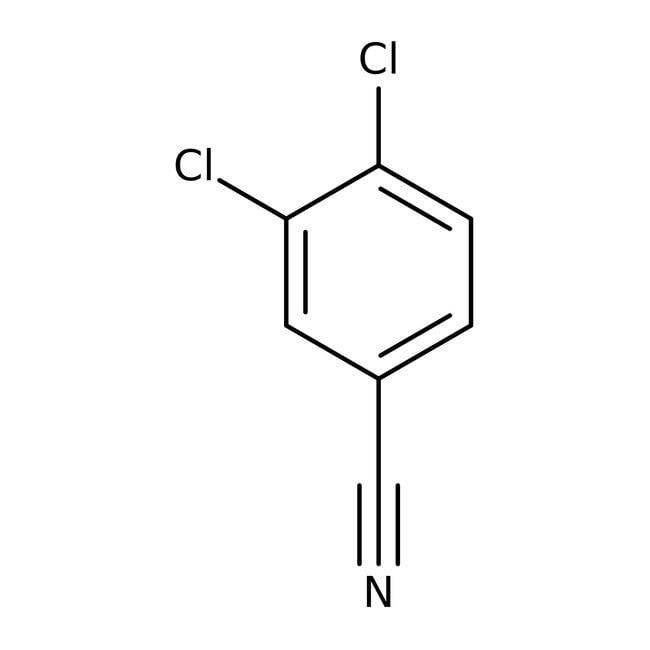 Alfa Aesar™3,4-Dichlorobenzonitrile, 97% 25g Alfa Aesar™3,4-Dichlorobenzonitrile, 97%