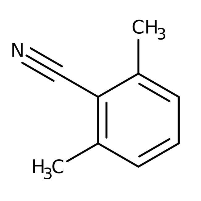 2,6-Dimethylbenzonitrile, 99%, Acros Organics™ 25g 2,6-Dimethylbenzonitrile, 99%, Acros Organics™