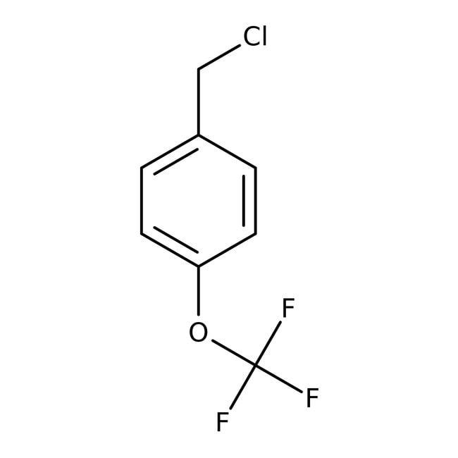 Alfa Aesar  4-(Trifluoromethoxy)benzyl chloride, 98%