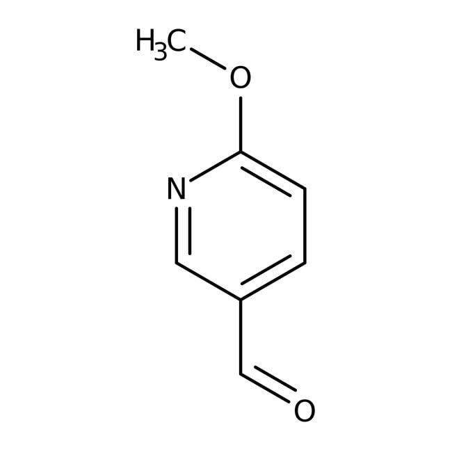 6-Methoxy-3-pyridinecarboxaldehyde, 97%, ACROS Organics