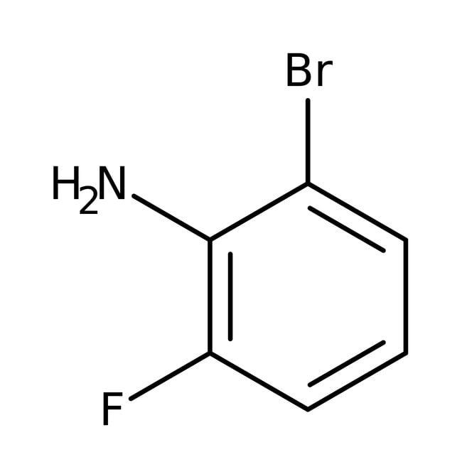 2-Bromo-6-fluoroaniline, 95%, ACROS Organics™ 25mL, Glass bottle prodotti trovati