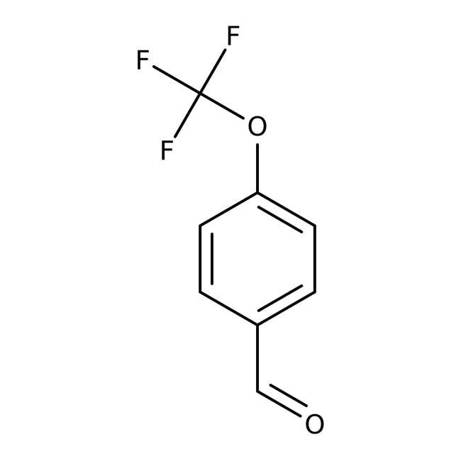 4-(Trifluoromethoxy)benzaldehyde, 99%, ACROS Organics™