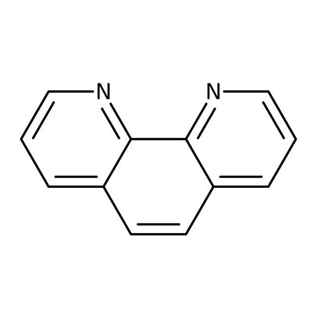 1,10-Phenanthroline, 99+%, ACROS Organics™ 500g 1,10-Phenanthroline, 99+%, ACROS Organics™