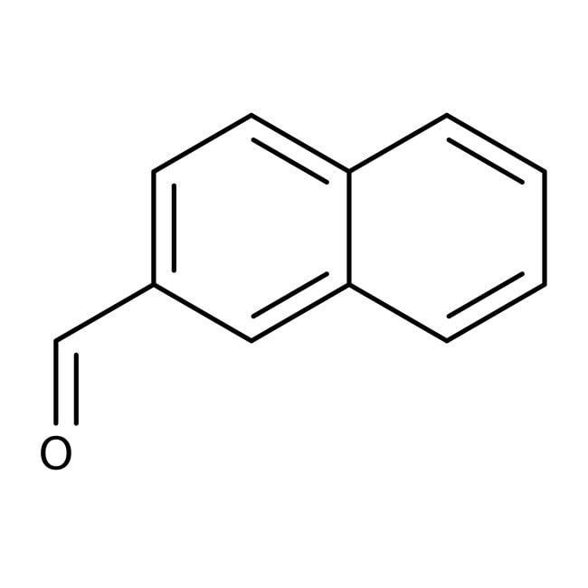 2-Naftaldehído, 98%, ACROS Organics™ 5g; frasco de vidrio 2-Naftaldehído, 98%, ACROS Organics™