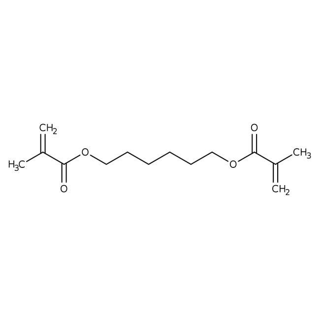 1,6-Hexanediol Dimethacrylate (stabilized with MEHQ) 98.0+%, TCI America™